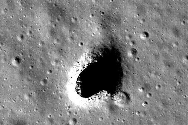 Ученые отыскали подходящее место для лунной базы