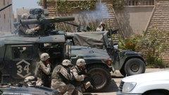 Ополченцы вСирии обстреляли позиции американских военных