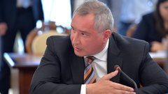 В сети не оценили рвение Рогозина вступить в «космическое соревнование»