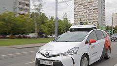 Такси без водителя: как «Яндекс» будет продвигать беспилотники