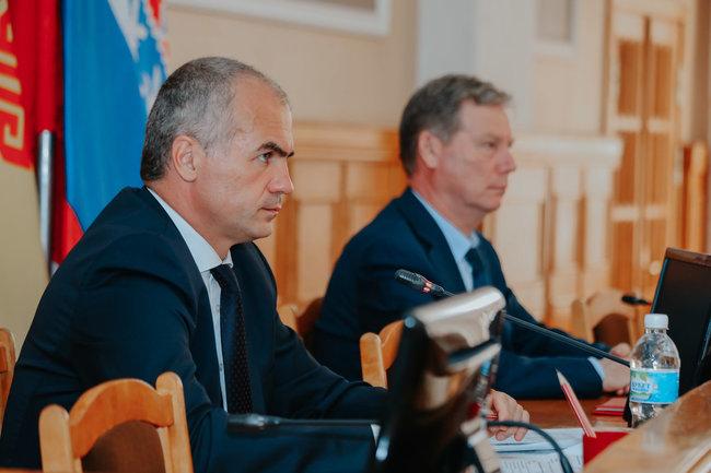 В администрации Чебоксар обсудили исполнение бюджета города