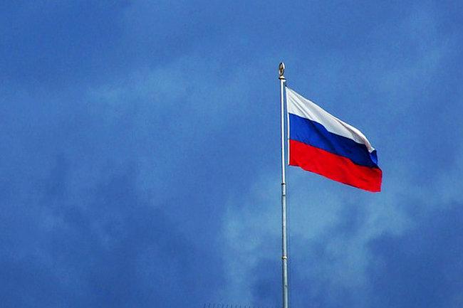 флаг россия рф