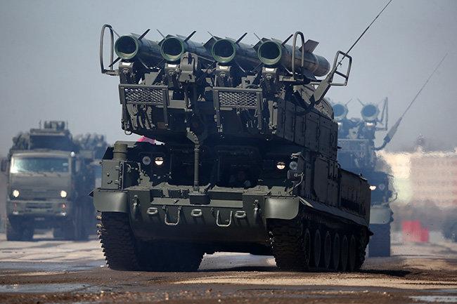 Бук армия вооружение