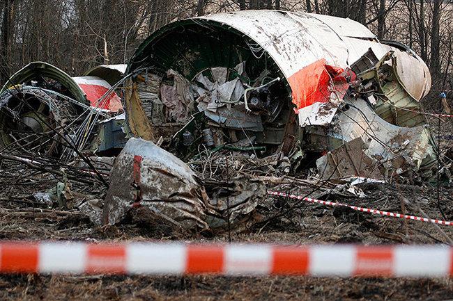 Комиссия МО Польши заявила о взрыве на борту самолета Качиньского