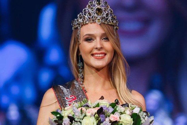 Анастасия Каунова, одна из победительниц конкурса