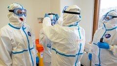 В России пятый день подряд растет число заболевших коронавирусом