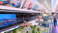 В Пермском крае заработал уникальный вагон-музей