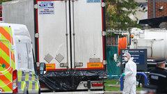 Журналист объяснил, откуда в деле о найденном в Британии грузовике с 39 трупами появился Крым