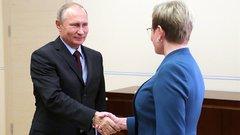 Президент поддержал программу «Арктический доктор»