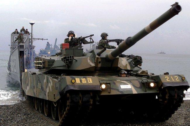 На Корейском полуострове готовятся к войне