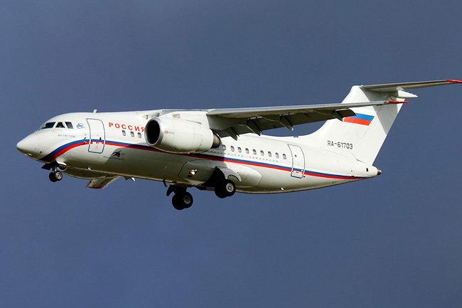 Украинские власти запретили поставлять в Россию двигатели для Ан-148