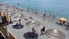Число отдохнувших в Краснодарском крае туристов превысило 7 миллионов