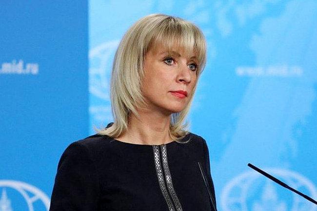 Марию Захарову попросил миллионер вытащить своего ребенка из Лондона