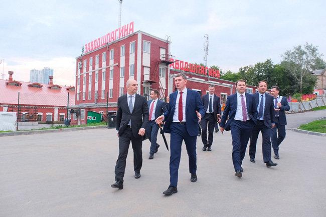 Пермь завод Шпагина