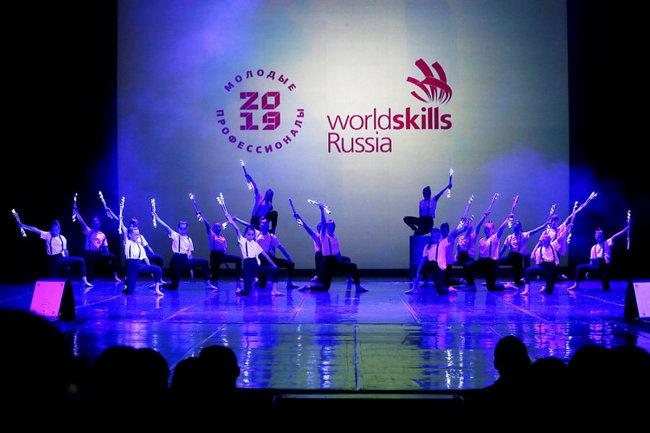 Более 545 человек приняли участие в региональном чемпионате WorldSkills Russia