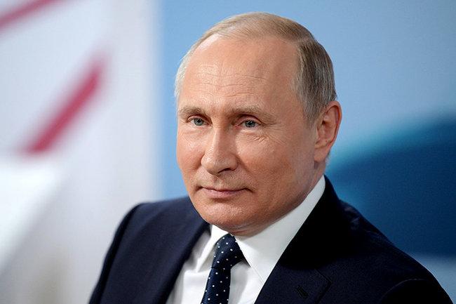 Владимир Путин наградил орденом Дружбы 2-х жителей США