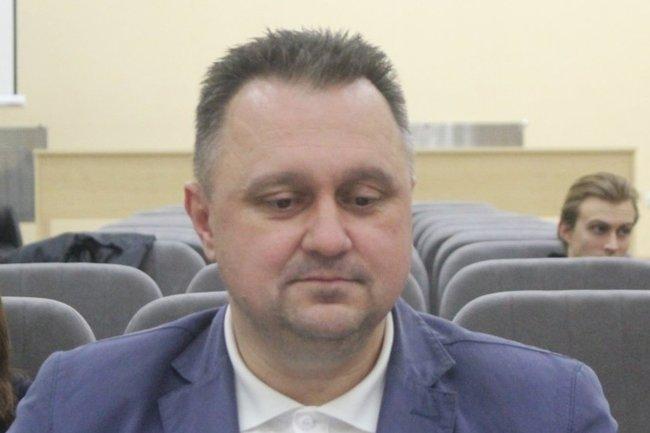 Дмитрий Шляпин
