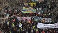 Франция протест