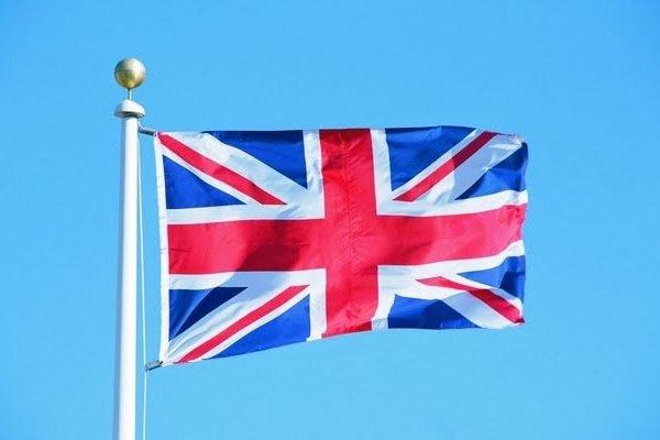 Флаг Великобритания
