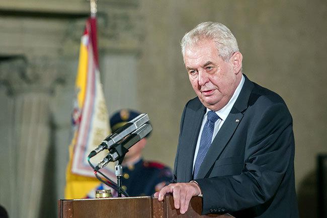 Президент чехии про турцию