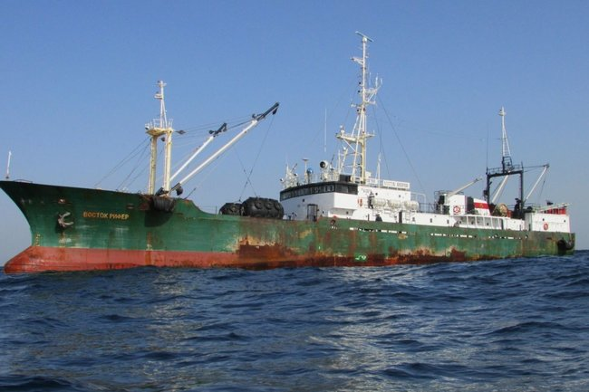 Минпромторг предлагает перевозить углеводороды изАрктики на выстроенных вРФ судах