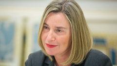 ЕС отказался восстанавливать Сирию до начала политического процесса