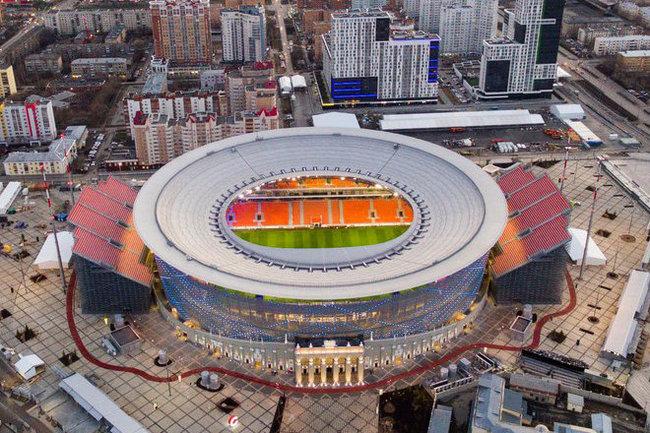 Екатеринбург ФИФА ЧМ-2018