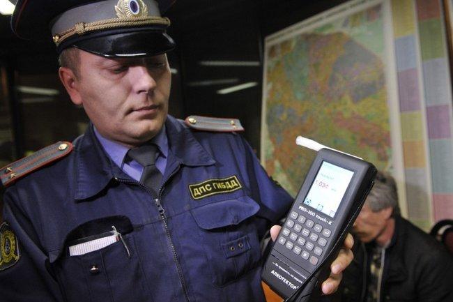 В РФ могут начать забирать автомобили у нетрезвых водителей