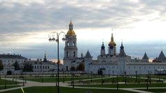 В Тобольске восстанавливают Кремль