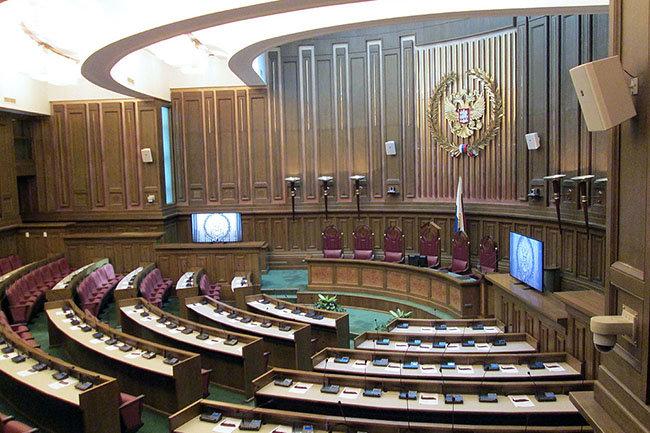Переезд Верховного суда вСанкт-Петербург отложили до 2022-ого