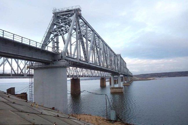 Мост через реку Дон, строительство которого реализует компания Руслана Байсарова