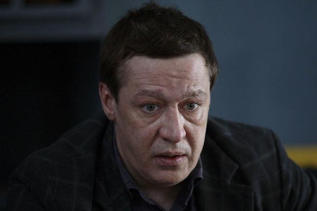 Михаил Ефремов в фильме «12»