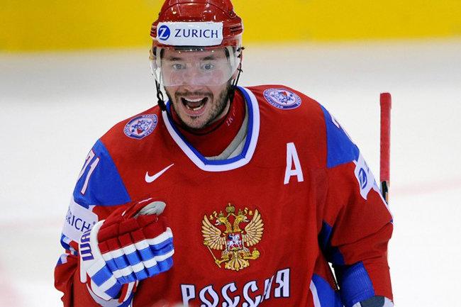 Панарин купил «олимпийский» автомобиль Ковальчука