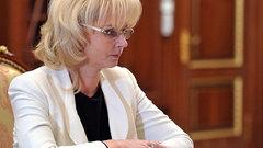 Татьяна Голикова. Биография.