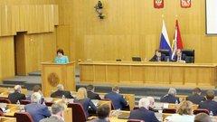 Депутаты Воронежской областной Думы скорректировали бюджет региона на 2021 год
