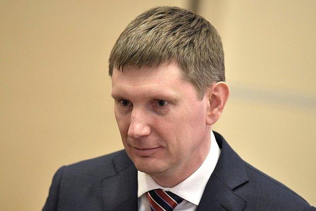 Губернатор Пермского края Максим Решетников