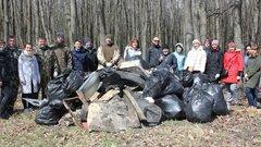 В Омске собранный на «Чистых играх» мусор отправили на сортировку