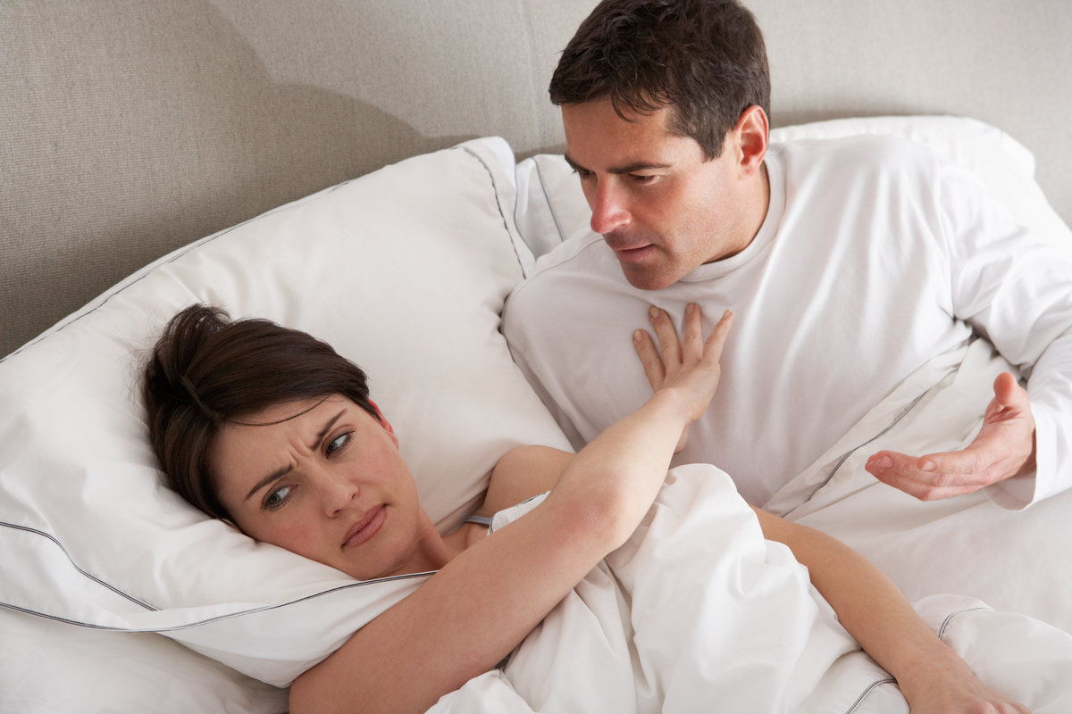 Сын исполнил супружеский долг за отца