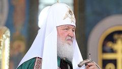 О патриархе и роскоши