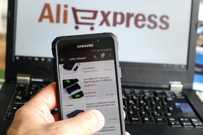 В РФ обсуждают введение налога для AliExpress, Amazon иeBay