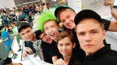 Юные робототехники из Екатеринбурга стали победителями международного чемпионата