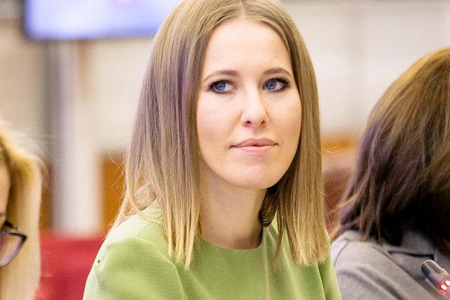 ВСРФ отвергнул жалобу Собчак нарегистрацию В. Путина кандидатом впрезиденты