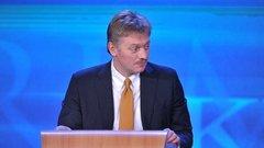 Песков прокомментировал отсутствие новостей отрагедии вКемерово наТВ