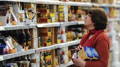Росстат сообщил о рекордной дефляции в августе