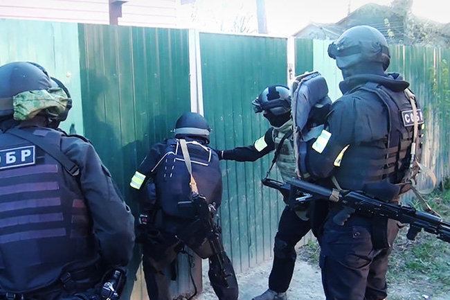 ФСБ спецоперация террорист теракт