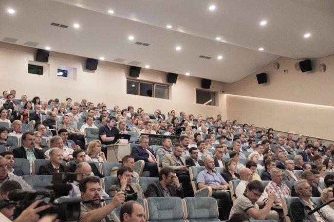 Встреча губернатора Тверской области с предпринимателями