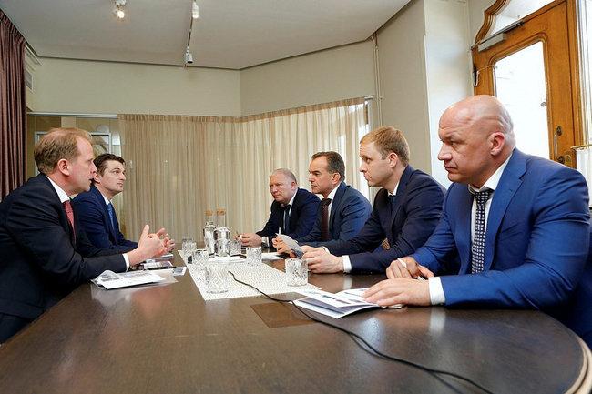 Делегация Краснодарского края в Швеции изучит лучший опыт обращения с ТБО.