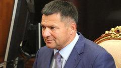 Тарасенко выдвинут кандидатом на пост главы Приморья