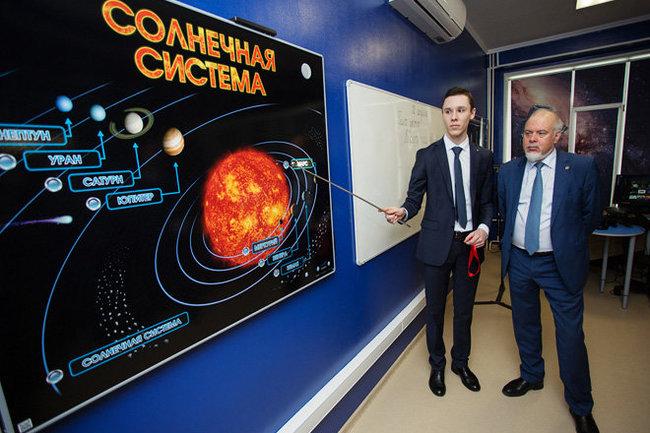 День Космонавтики в Сургуте отметили открытием планетария