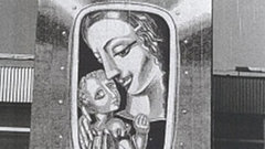 В Югре хотят признать памятником панно «Мадонна с младенцем в иллюминаторе»
